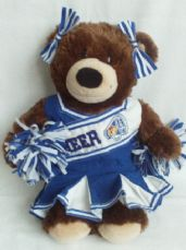 Adorable Big 'Cheerleader' Build-a-Bear